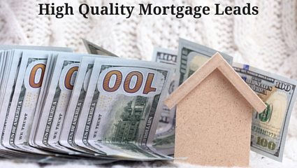 Mortgage leads, mortgage lead generation