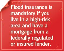 mortgage insurance flood insurance