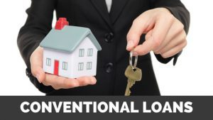 credit requirements for a conventional loan