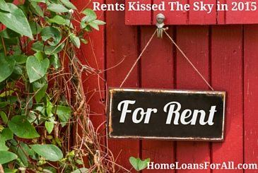 Rents Kissed The Sky