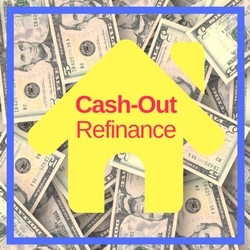 cash out refinance va refinance loans