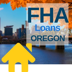 FHA loan in oregon