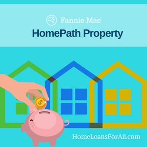 Fannie Mae HomePath Property