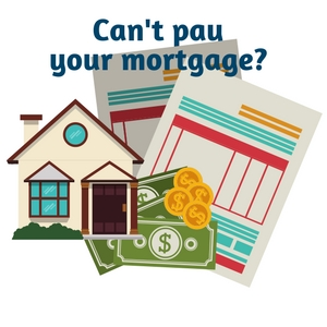 7 Options When You Can't Pay Your Mortgage ...