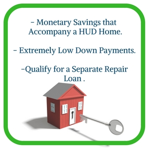 advantages of purchasing a hud home