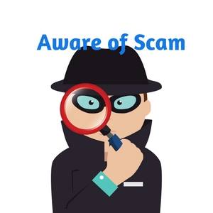 cant pay your mortgage - aware of scam