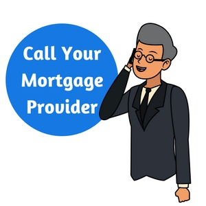 trouble paying my home loan - call your mortgage provider