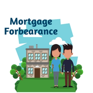 cant pay your mortgage - mortgage forbearance