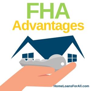 fha loans advantages north carolina