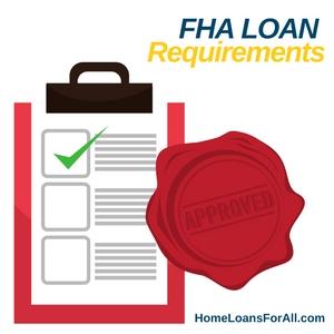 fha loans north carolina requirements