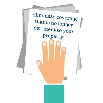 lower homeowners insurance costs - eliminate unnecessary coverage