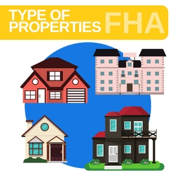 type of properties fha loans nj