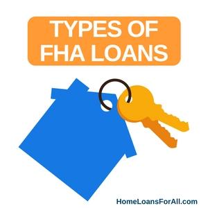 types fha loans north carolina