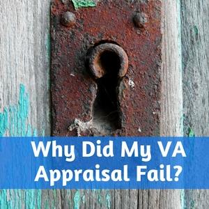Common VA Appraisal Problems