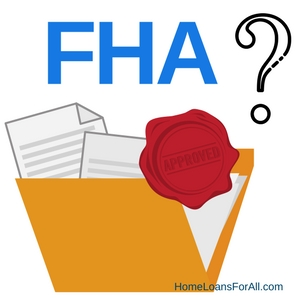faq fha homes