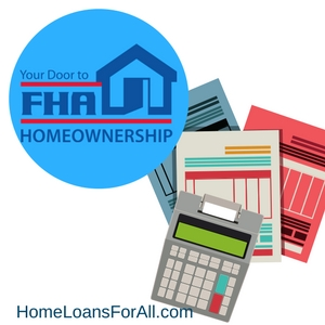 fha loan credit requirements