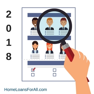 fha loans 2018