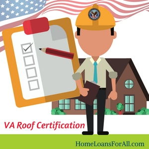 how can i get the va roof certification
