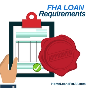 requirements for fha loan arizona