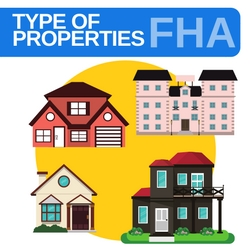 type of properties qualify for FHA home loan