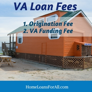 va loan fees for military home buyers