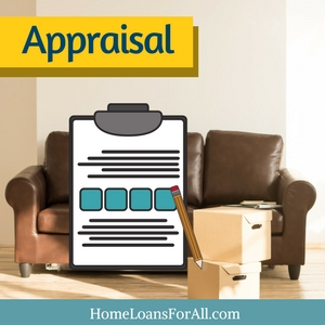 va loan requirements for sellers appraisal