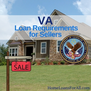 va loan requirements for sellers
