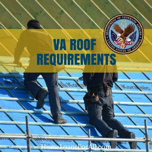 va roof requirements