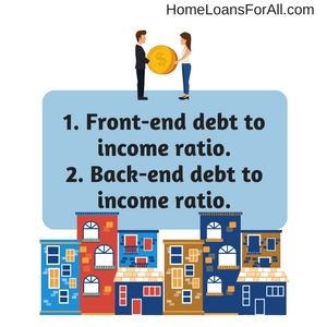 what are the allowable debt to income ratios for fha loans