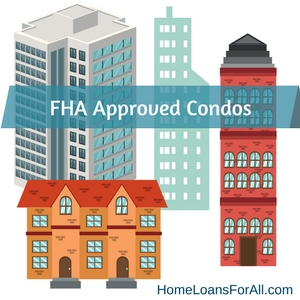 FHA approved condos sale