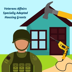 Veterans Affairs Specially Adapted Housing Grants