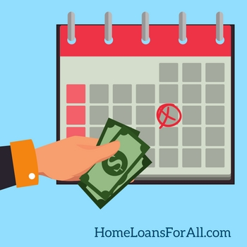 bad credit home loans AR - make payments on time