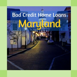 bad credit home loans maryland
