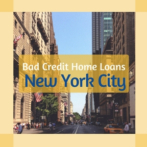 bad credit home loans new york city