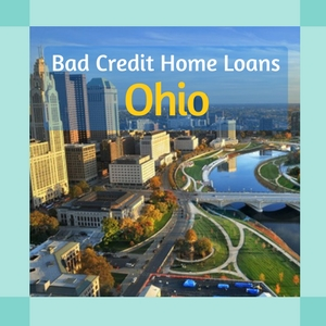 home loans for bad credit in ohio