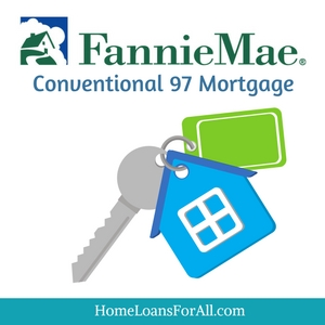 first time home buyers programs conventional 97 mortgage