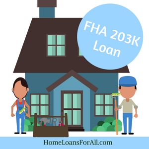 first time home buyer programs fha 203k loan