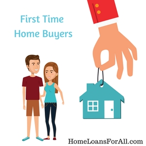 first time home buyers in los angeles with bad credit