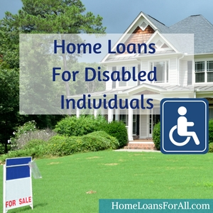 home loans for disabled