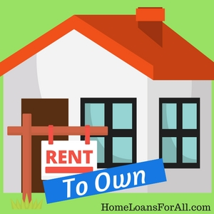 rent to own home in ohio with bad credit