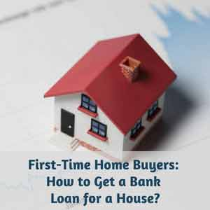 bank loan for a house