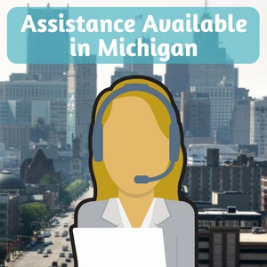 assistance available in michigan