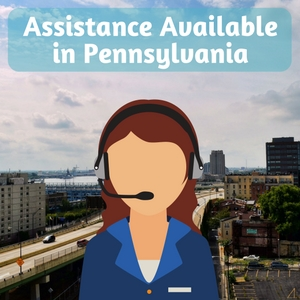 assistance available in pennsylvania
