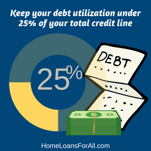credit repair home loan