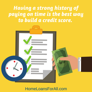 credit score repair payments
