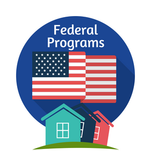federal programs bad credit home loans washington