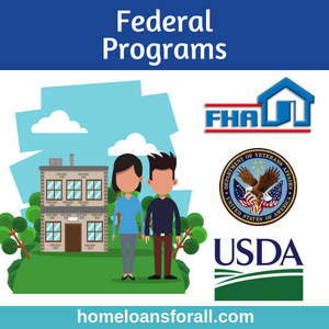 Bad Credit Home Loans indianapolis - federal programs