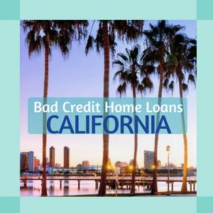 Bad credit loans California