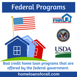 Home loans for bad credit in Texas