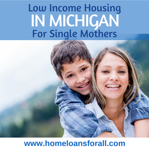 Low Income Housing In Michigan For Single Mothers